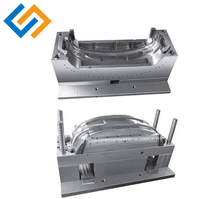 High Precision Plastic Injection Molds Design