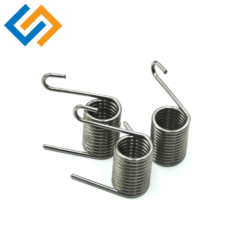 Stainless Steel Precision Coil Extension Spring Stretched Spring